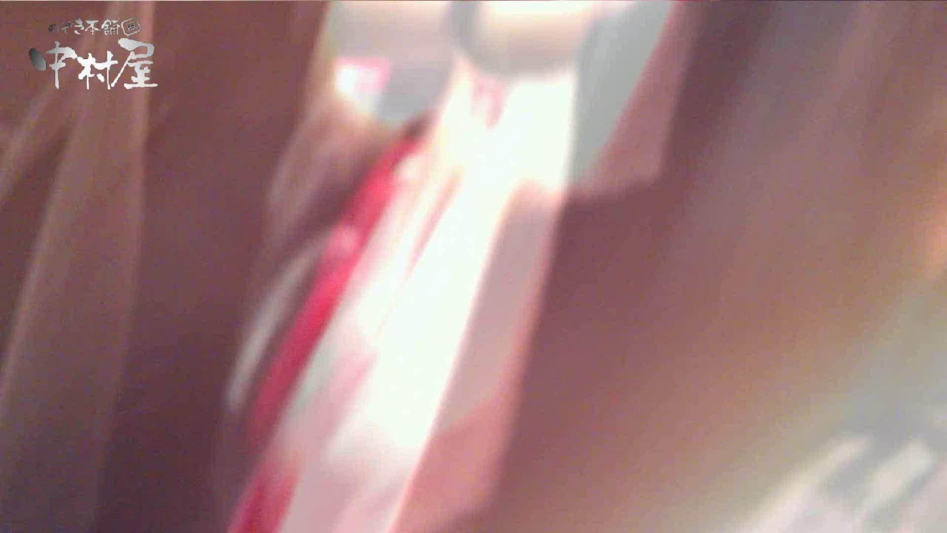 無修正おまんこ動画 vol.47 カリスマ店員胸チラ&パンチラ 黒パン店員さん のぞき本舗 中村屋