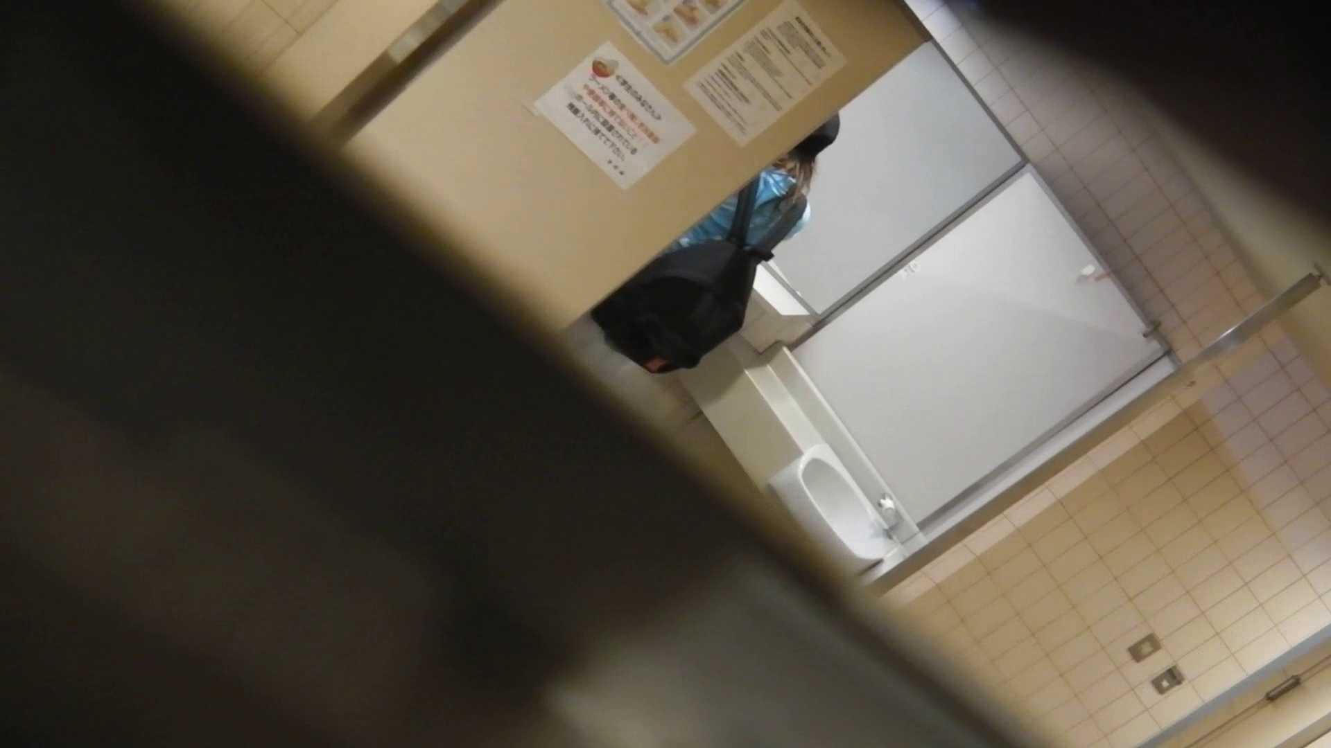 無修正おまんこ動画 vol.05 命がけ潜伏洗面所! 貝割れちゃん のぞき本舗 中村屋