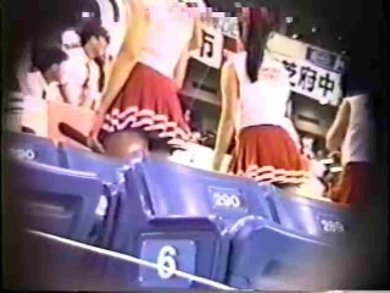 無修正おまんこ動画|熱盗!チアガール! vol.03|のぞき本舗 中村屋