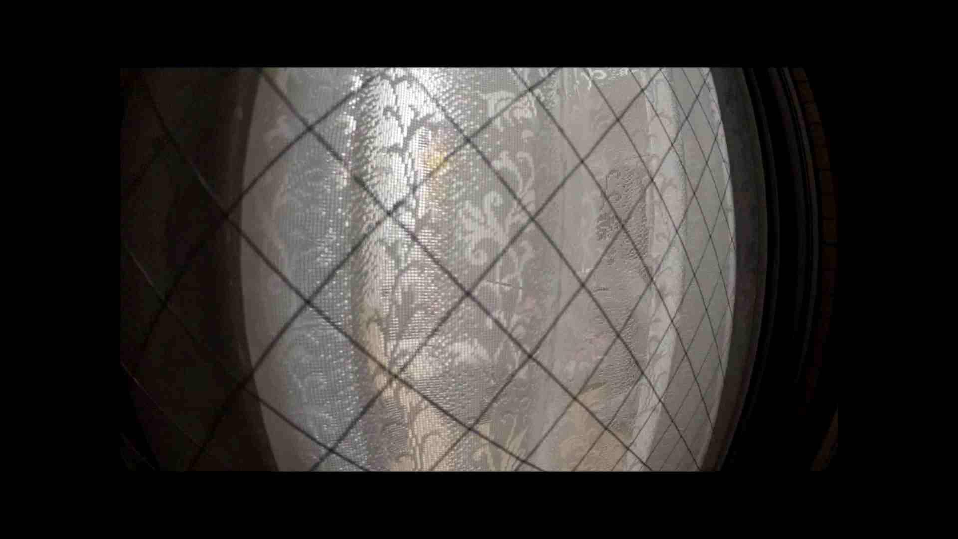 【04】別の日・・・魚眼レンズで広角に撮れました。 家宅侵入  31連発 1