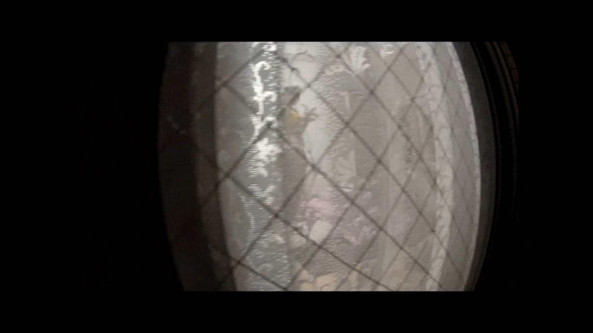 【04】別の日・・・魚眼レンズで広角に撮れました。 家宅侵入  31連発 3