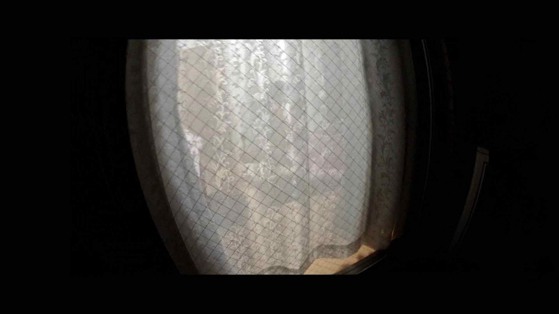 【04】別の日・・・魚眼レンズで広角に撮れました。 家宅侵入  31連発 9