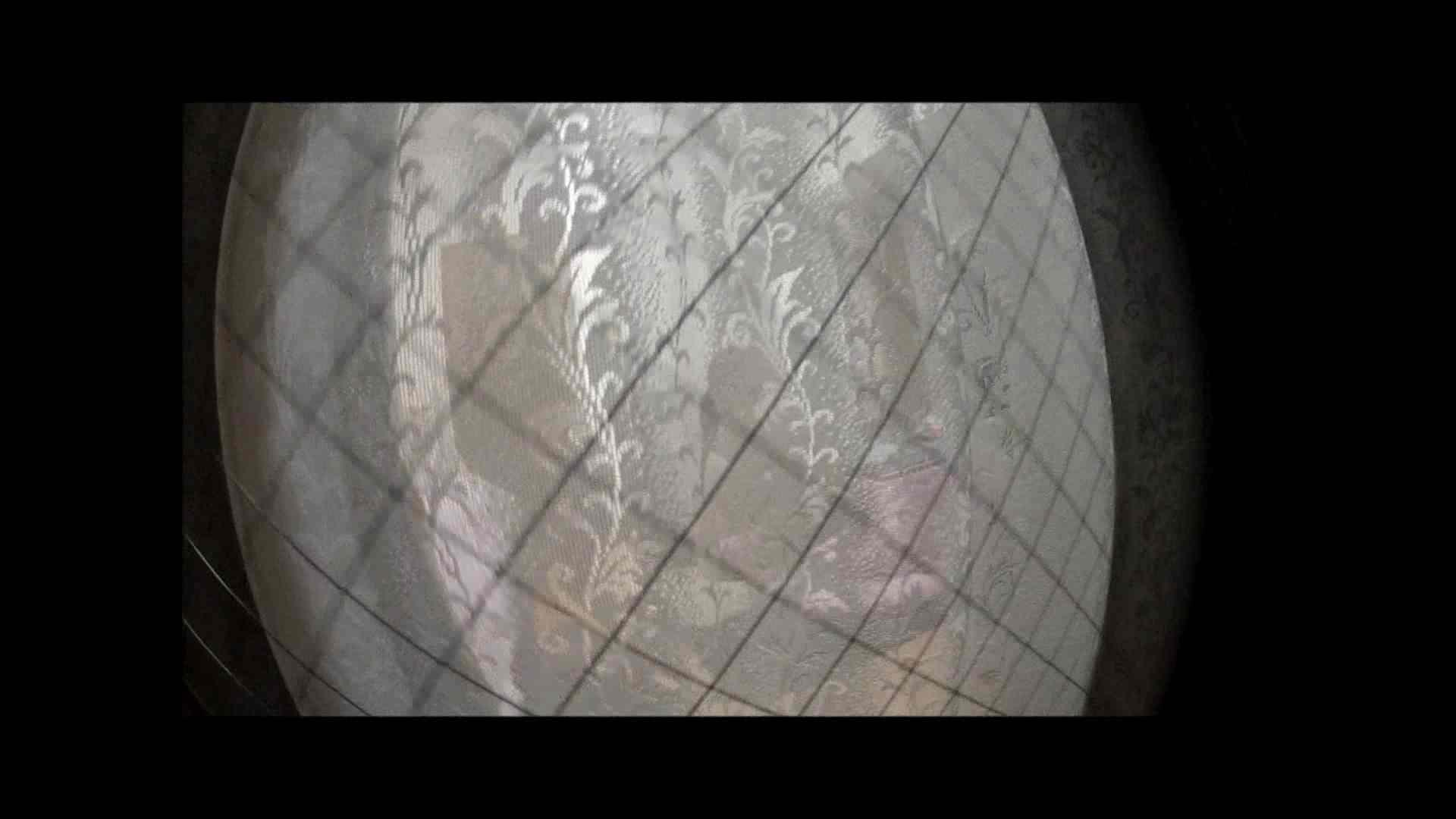 【04】別の日・・・魚眼レンズで広角に撮れました。 家宅侵入  31連発 21