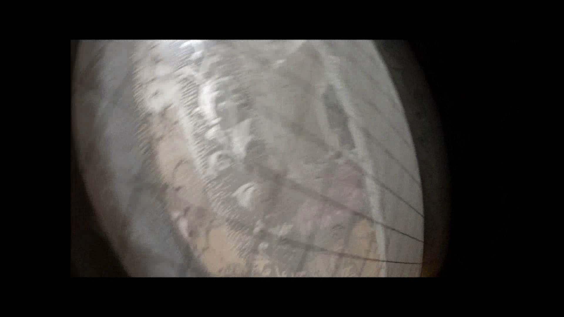 【04】別の日・・・魚眼レンズで広角に撮れました。 家宅侵入  31連発 22