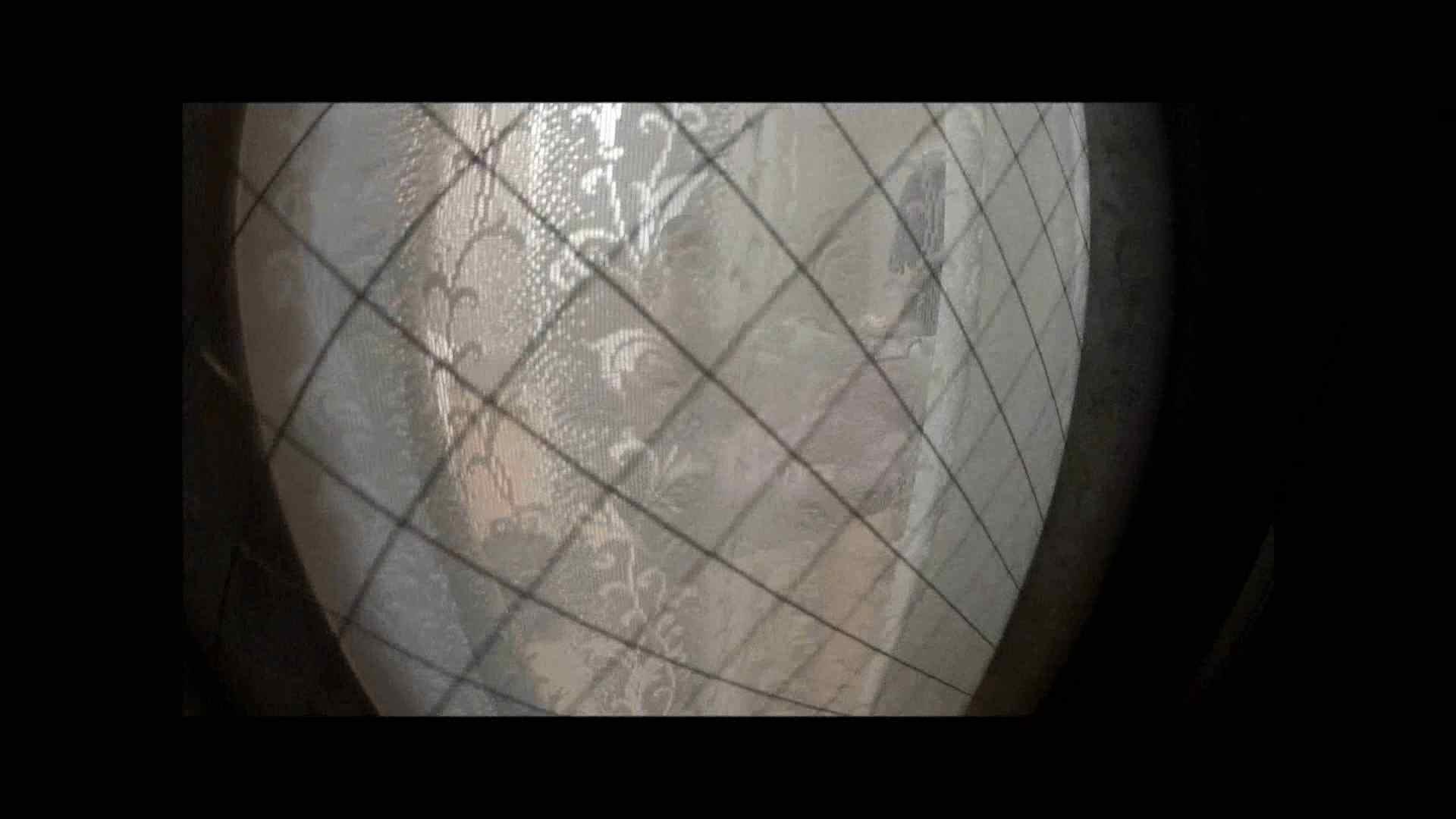 【04】別の日・・・魚眼レンズで広角に撮れました。 家宅侵入  31連発 23