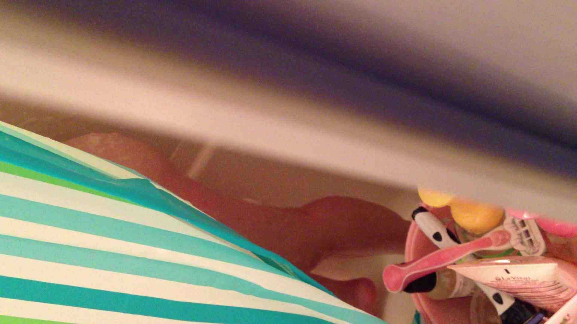 16(16日目)シャワー中にムダ毛処理をする彼女 シャワー  79連発 21