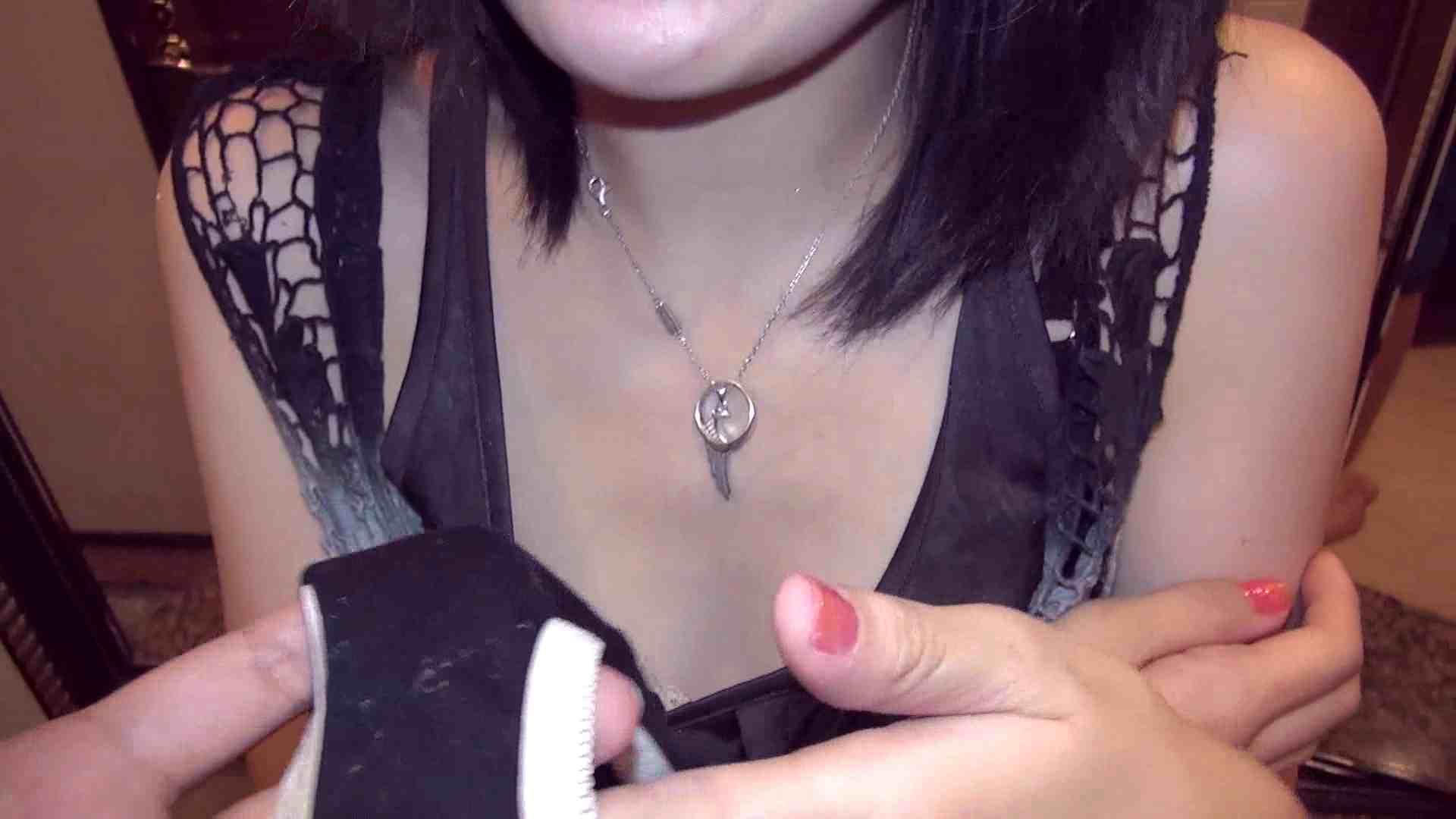 【女の時・02】ホテルに到着し直後に洗面台の前で 乳首  32連発 19