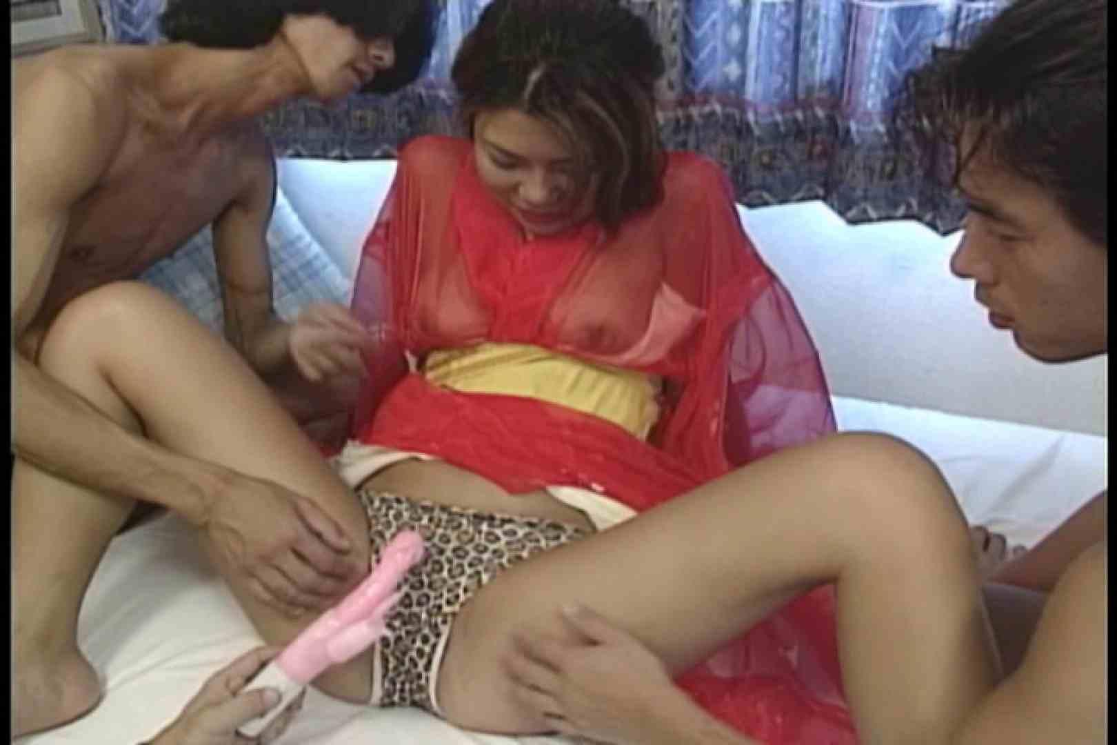 セクシー浴衣、おっぱいが透けて見えてますよ~宮下百里子~ おっぱい  100連発 50