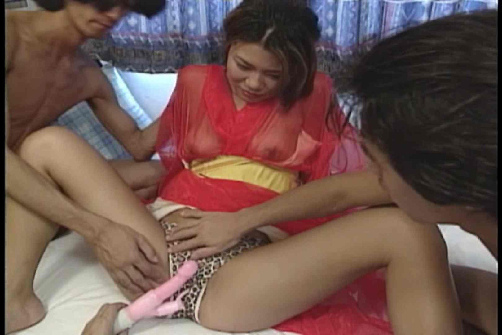 セクシー浴衣、おっぱいが透けて見えてますよ~宮下百里子~ おっぱい  100連発 51