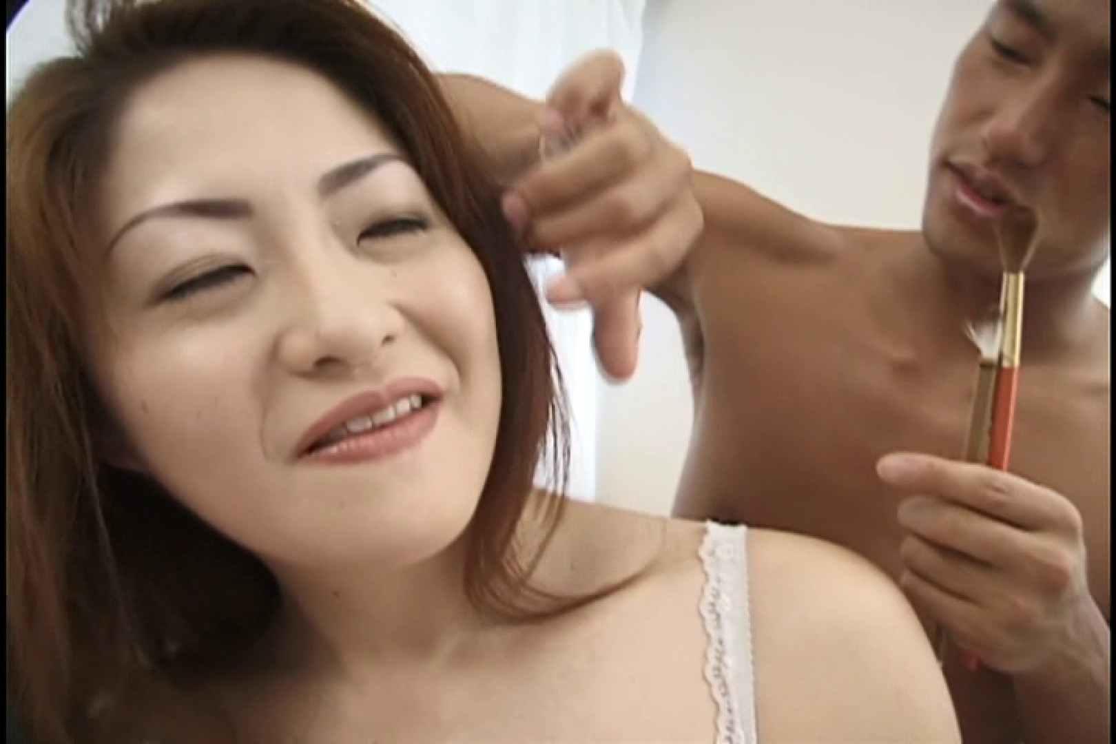 昼間の奥様は欲求不満 ~青井祐子~ 熟女  43連発 26