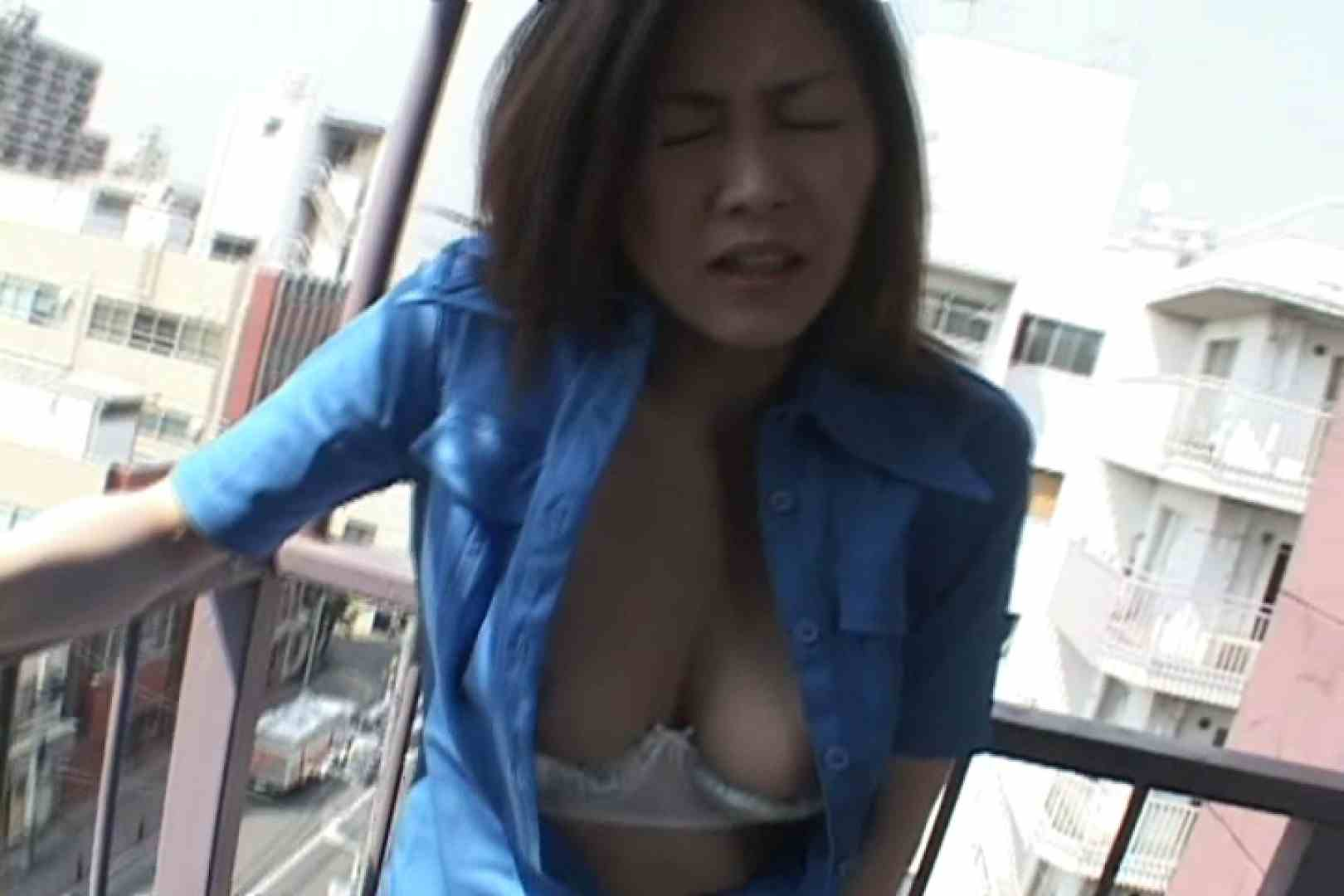 昼間の奥様は欲求不満 ~桜田ゆかり~ 野外  77連発 50