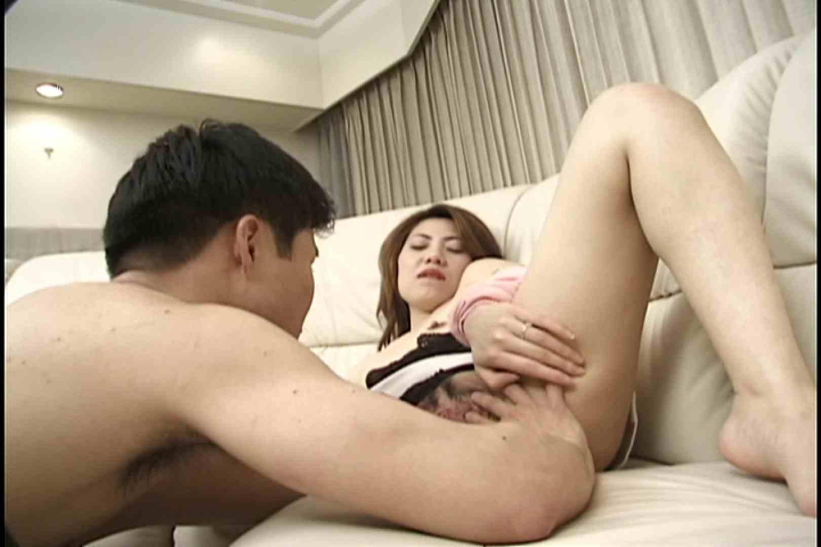 欲求不満の人妻がエロいフェラで男を虜に~川本亜矢子~ 熟女  103連発 60