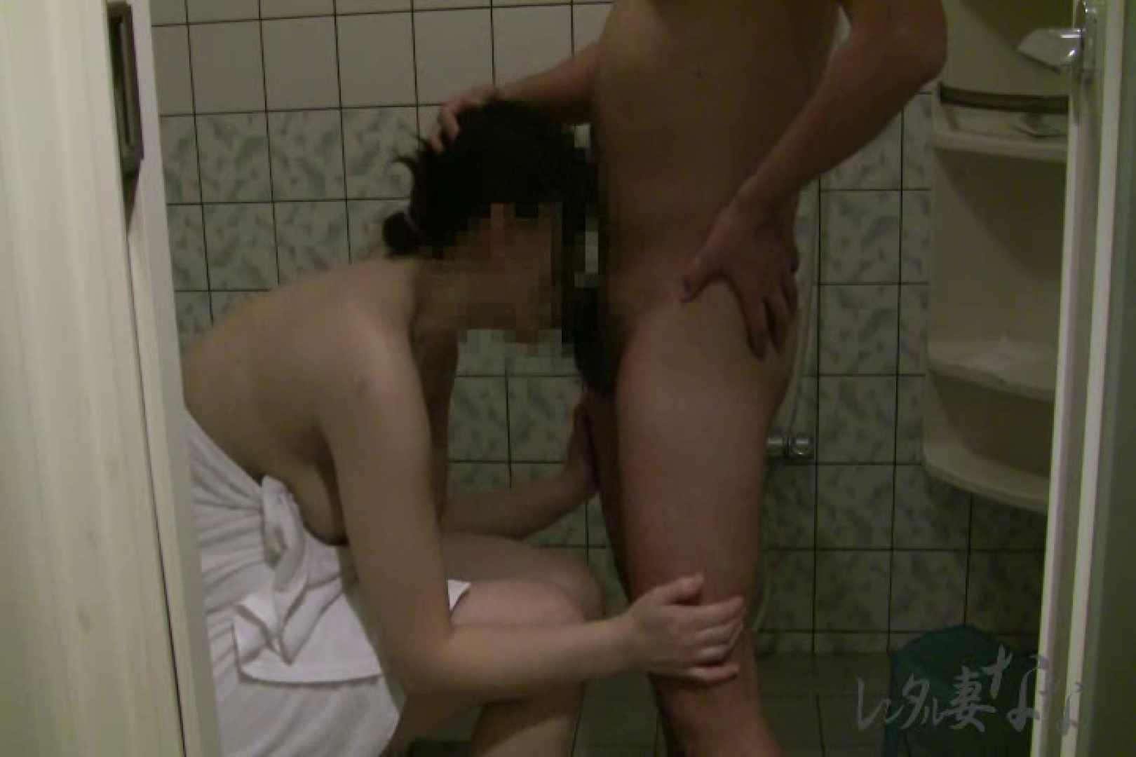 レンタル妻ななvol.5 お風呂で剃毛編
