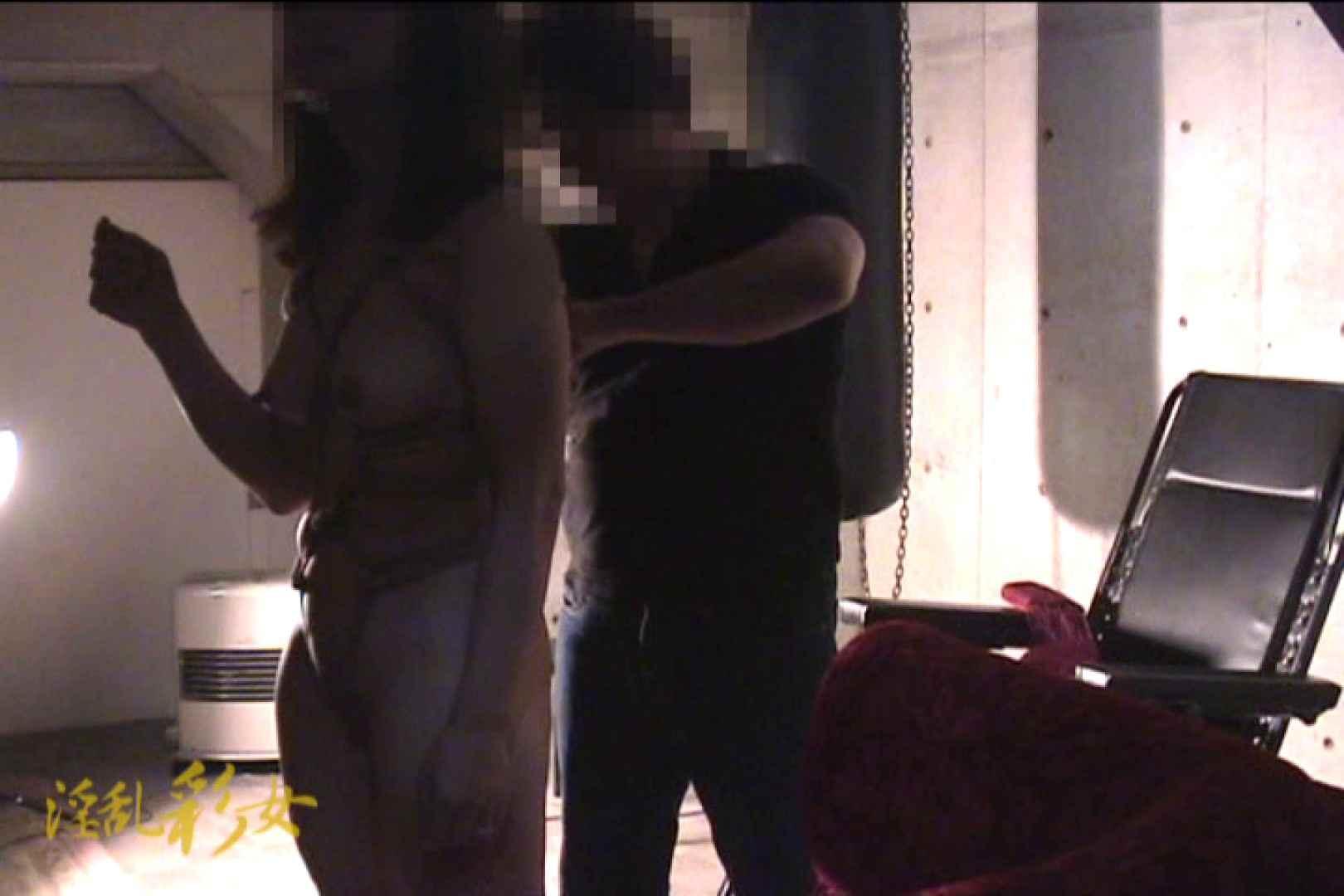 淫乱彩女 麻優里 スタジオで撮影 おっぱい  54連発 12
