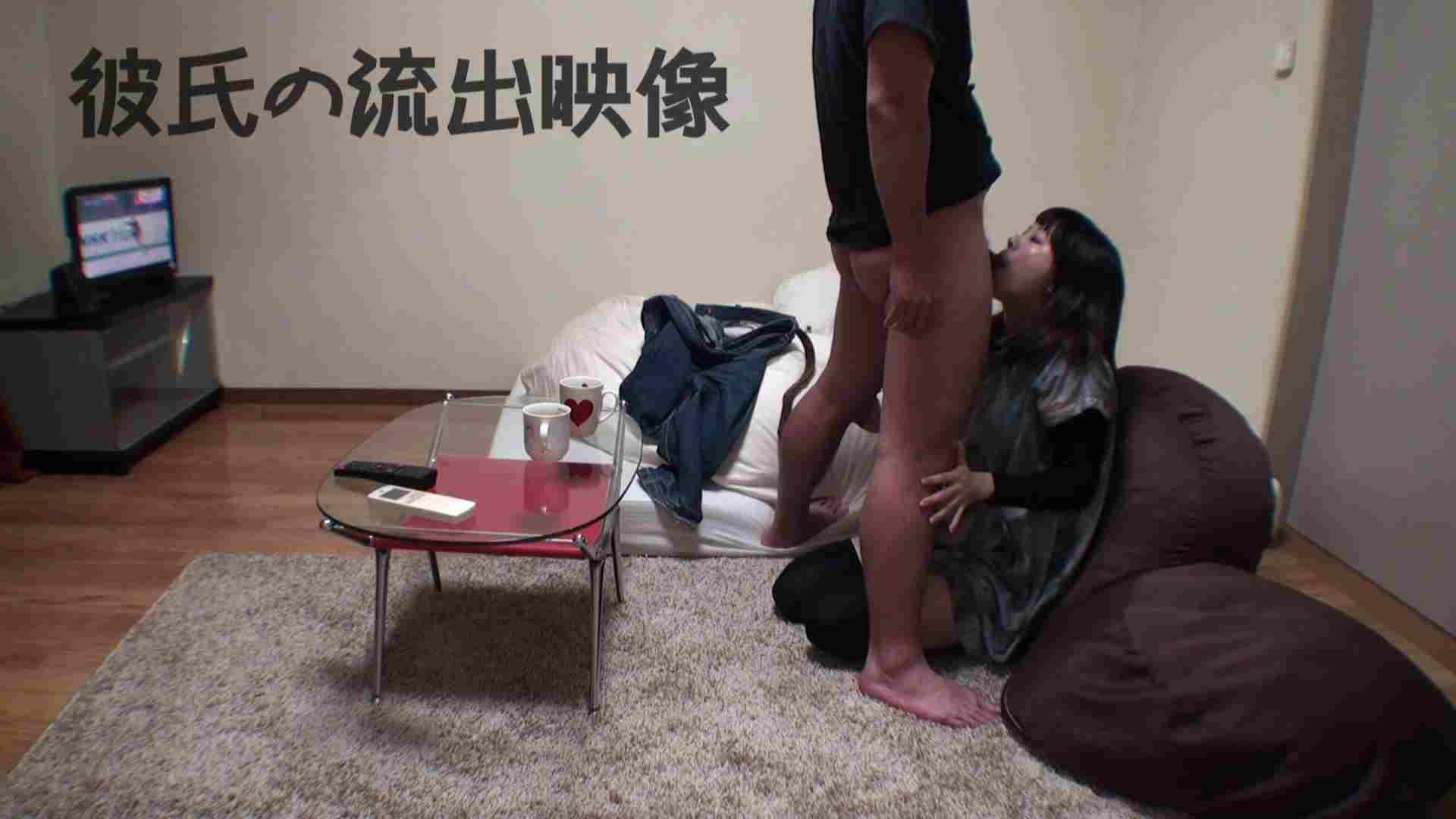 彼氏が流出 パイパン素人嬢のハメ撮り映像02 SEX  92連発 14
