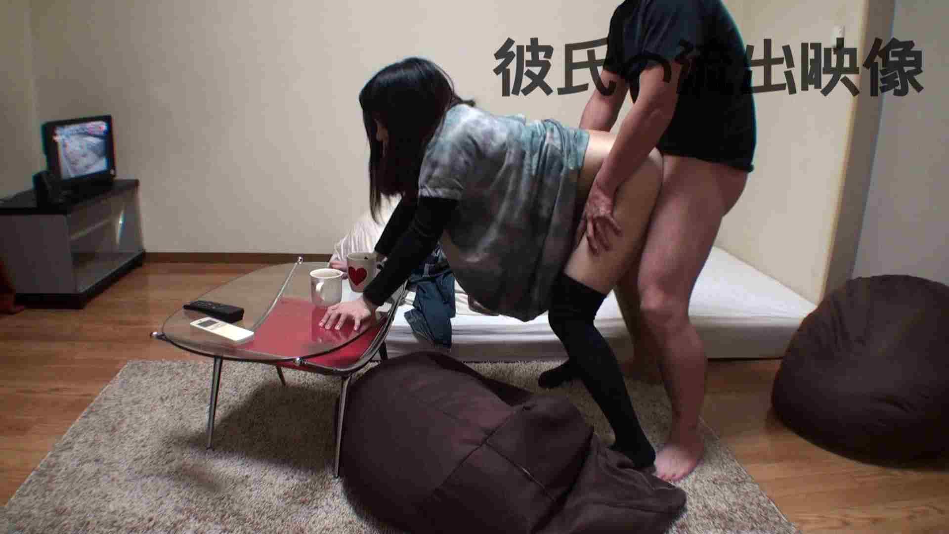 彼氏が流出 パイパン素人嬢のハメ撮り映像02 SEX  92連発 73
