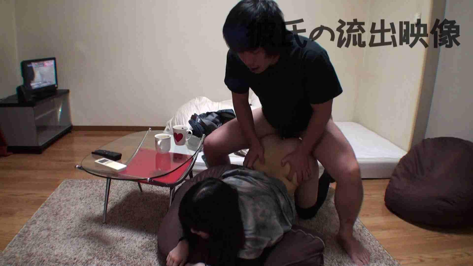 彼氏が流出 パイパン素人嬢のハメ撮り映像02 SEX  92連発 77