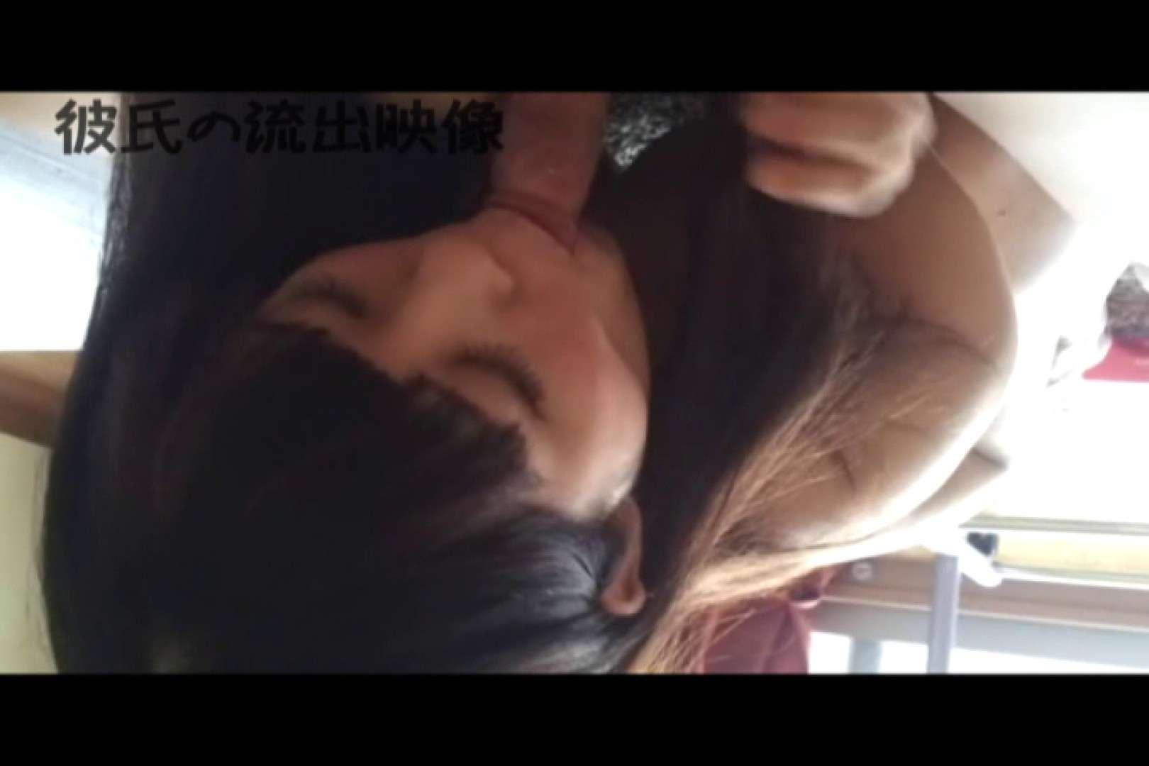 彼氏が流出 パイパン素人嬢のハメ撮り映像03 カップル  36連発 6