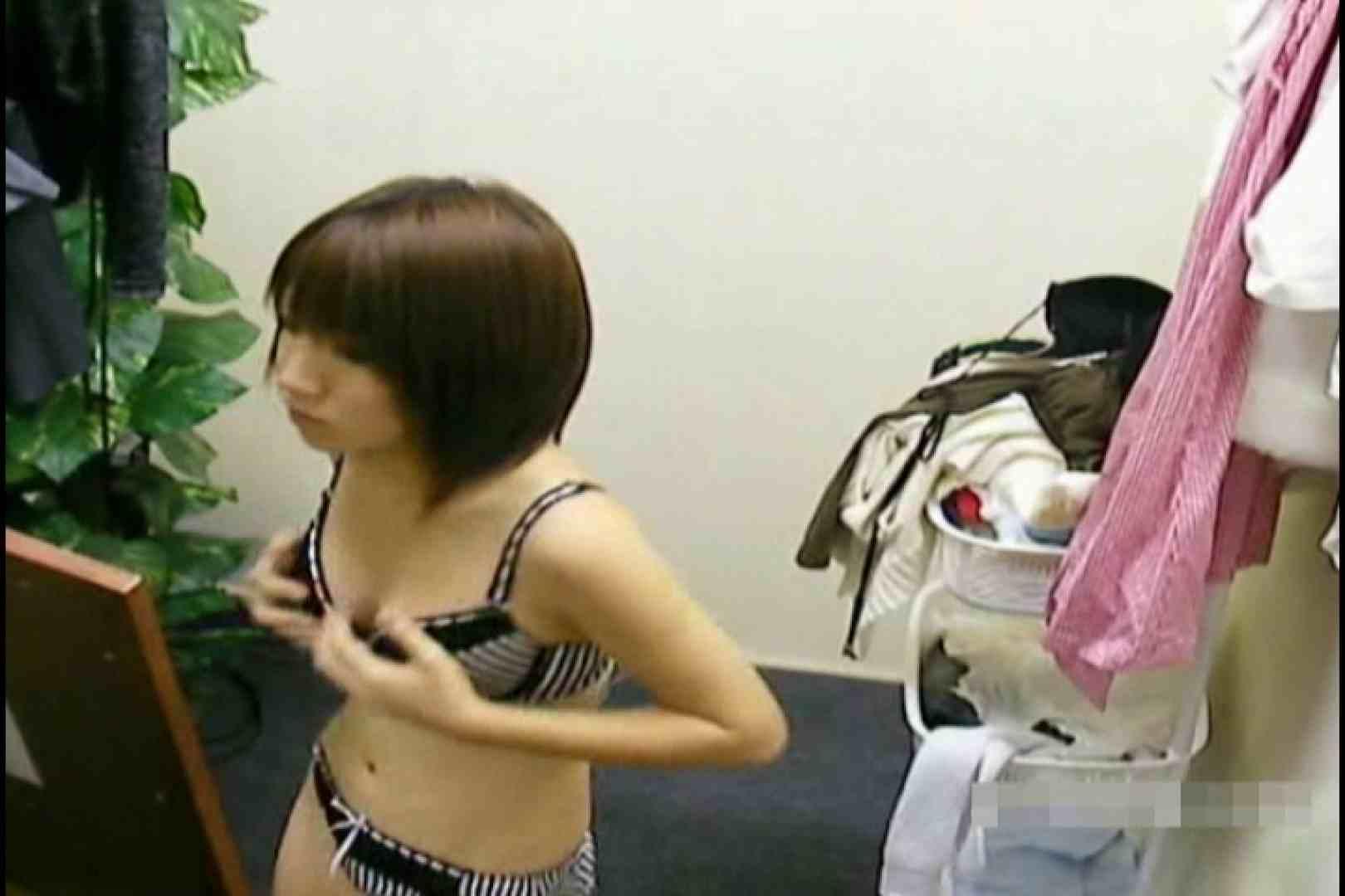 素人撮影 下着だけの撮影のはずが・・・れみ18歳 おっぱい  94連発 47