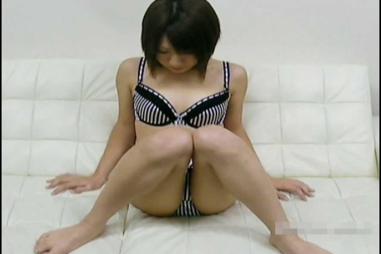 素人撮影 下着だけの撮影のはずが・・・れみ18歳 おっぱい  94連発 57