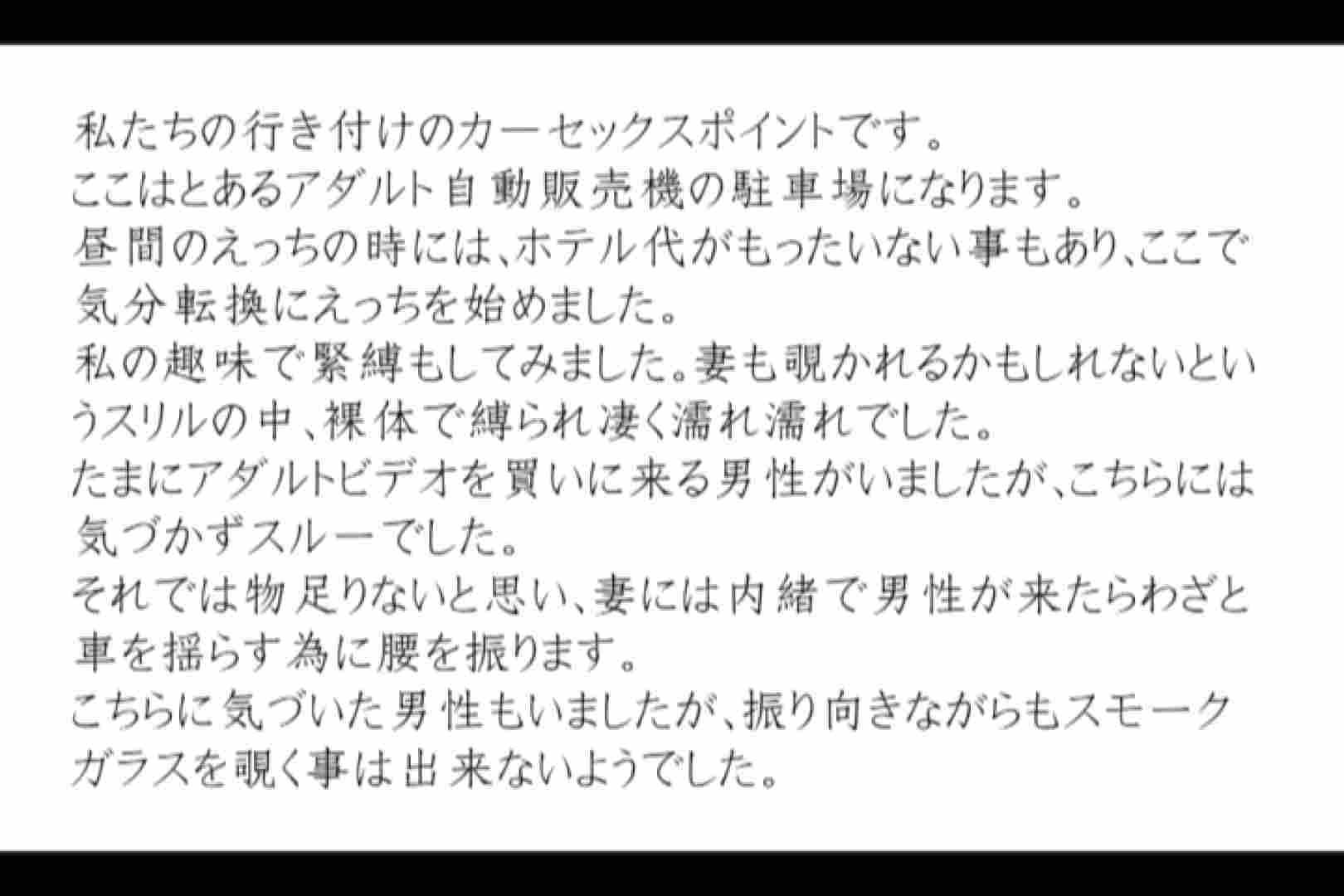 おしどり夫婦のyou&aiさん投稿作品vol.4 カーセックス  56連発 2