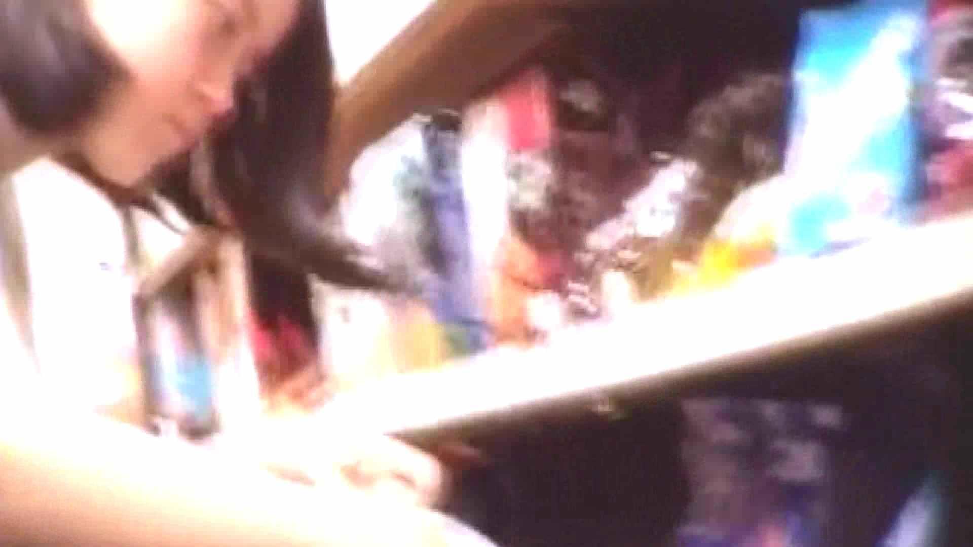 真剣に買い物中のgal達を上から下から狙います。vol.02 チラ系  32連発 14