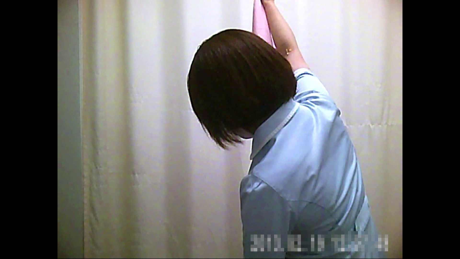 無修正おまんこ動画 病院おもいっきり着替え! vol.155 ピープフォックス(盗撮狐)