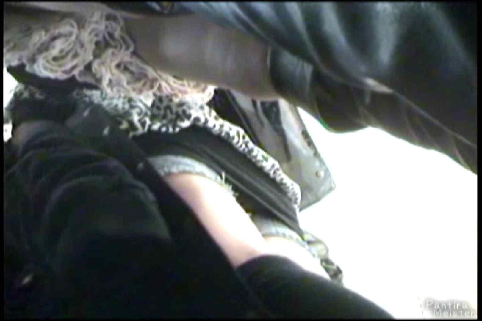 無修正おまんこ動画 オリジナルパンチラNO.008 いつも通りの通勤電車 ピープフォックス(盗撮狐)