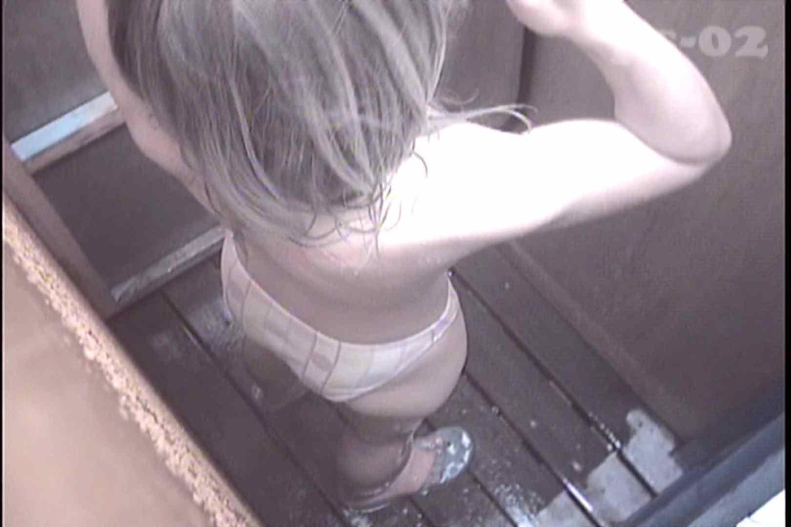 無修正おまんこ動画|File.09 貧乳そして大きな乳首のお姉さん|ピープフォックス(盗撮狐)