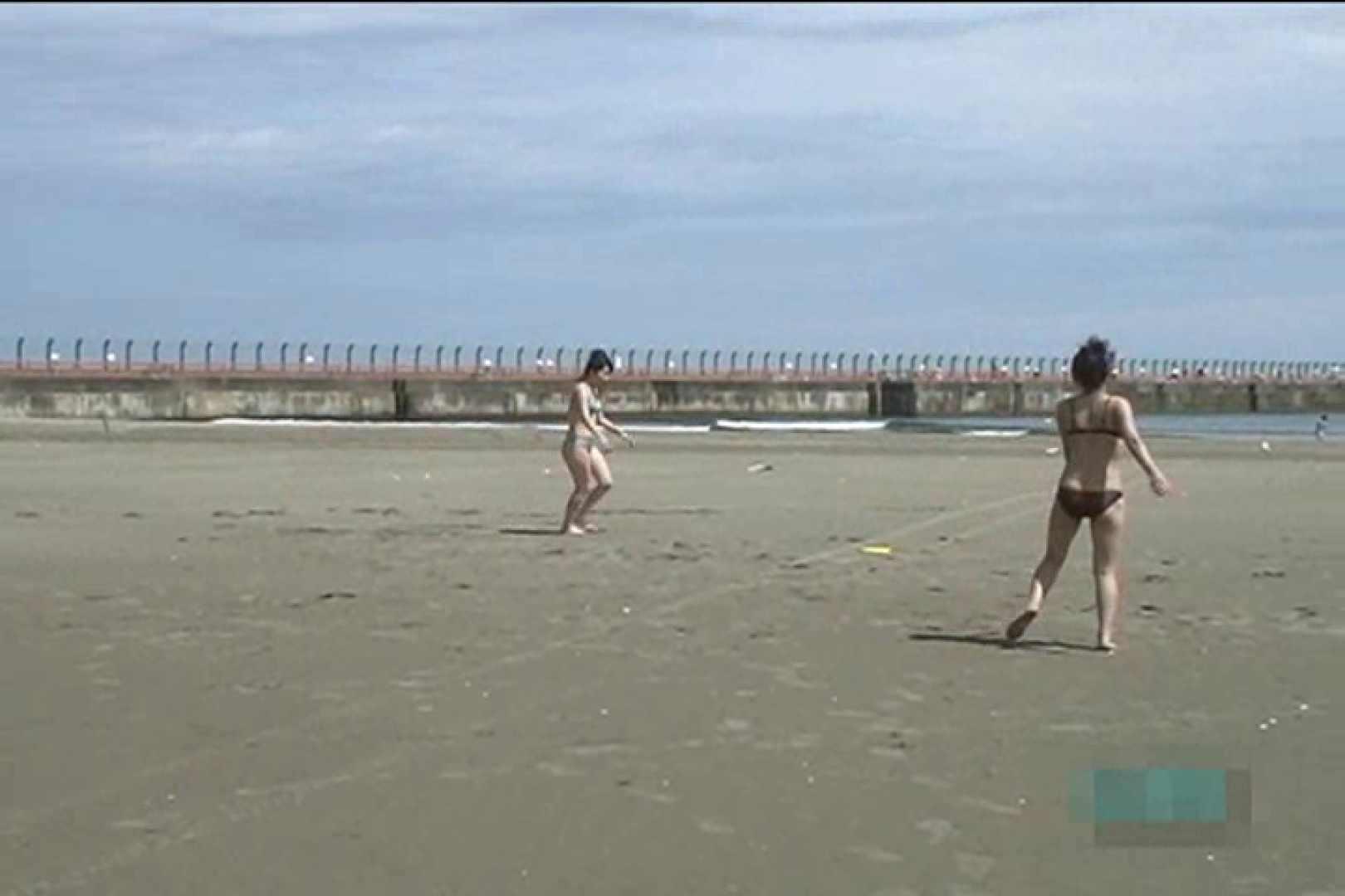 無修正おまんこ動画|真夏のビーチは危険地帯Vol.4|ピープフォックス(盗撮狐)
