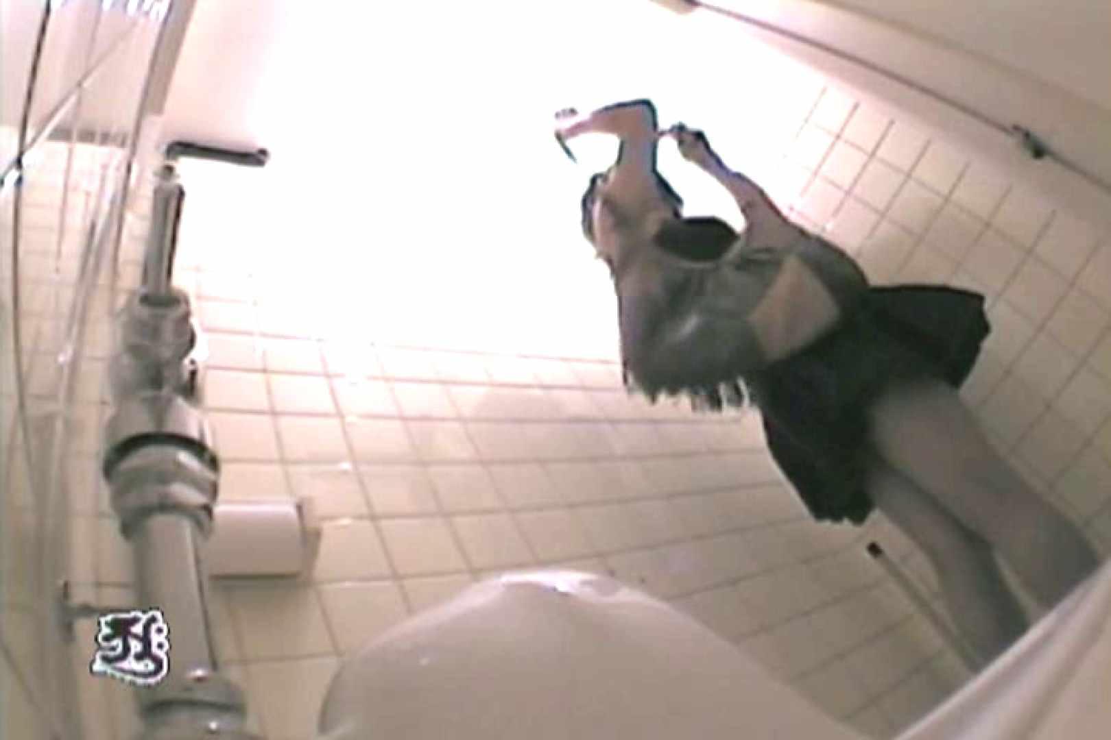 無修正おまんこ動画|美尻 和式女子洗面所 AIJD1|ピープフォックス(盗撮狐)